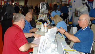 Photo of NTP Says Show Has Most Exhibitors Ever