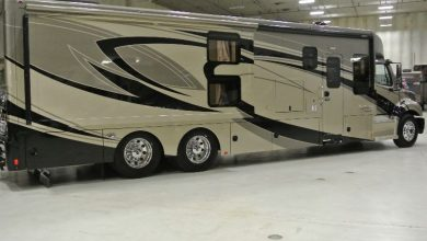 Photo of Equine Motorcoach Adds Tag Axle RV to Product Line