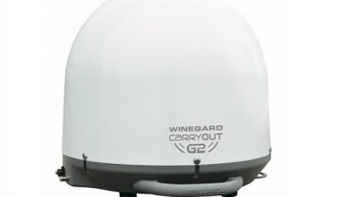 Photo of Winegard to Provide Antenna for NASCAR Driver