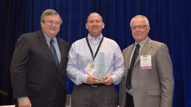Photo of Floyd, Hirsch, Miller Among Group Honored at RVIA Annual Meeting