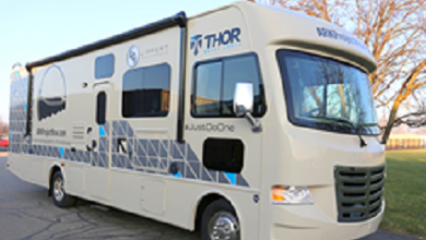 Photo of Thor, Lippert CEOs to Present ARK Project Motorhome
