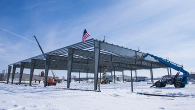 Photo of K-Z Breaks Ground on 80,750-square-foot Lamination Facility