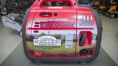Photo of Honda Power Equipment Celebrates Milestone