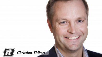 Photo of Robert Thibert Names Son Company's New President