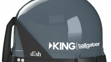 VQ4500_KING_Tailgater_Profile_with DISH_Product image_2015