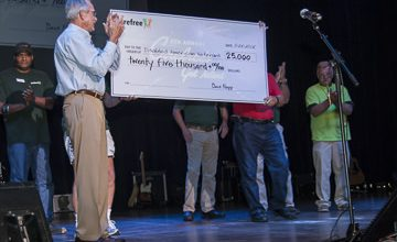Photo of Carefree Communities' Talent Contest Raises $25,000 for Vets