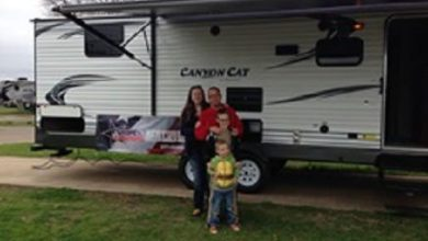 Photo of Oklahoma Dealership Helps Air Force Vet Fulfill RV 'Wish'