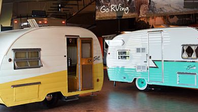 Photo of RV/MH Hall of Fame Debuts Shasta Exhibit