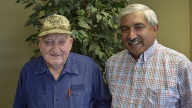 Photo of Airxcel Employee Celebrates 55 Years with Company
