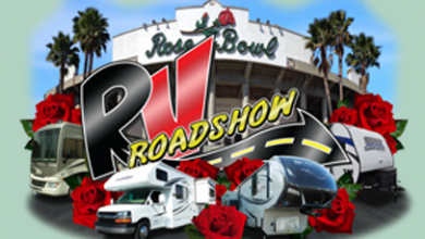 Photo of Mike Thompson's RV to Host RV Roadshow