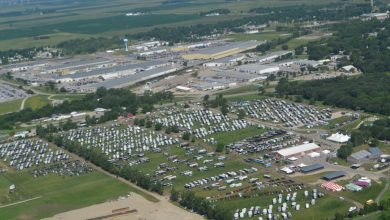 Photo of Winnebago Rally Draws 1,000 Motorhomes