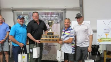 Photo of RVDA of Alberta Gives Good Excuse to Hit the Tees