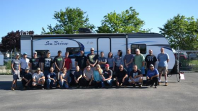 Photo of Pacific Coachworks Gets 2016 Line Rolling