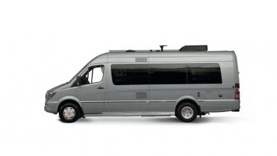 Photo of Winnebago Debuts Sprinter 4×4 Model