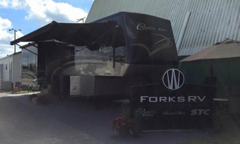 Forks RV Continental Coach