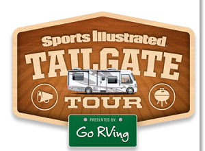 Photo of Sports Illustrated, Go RVing to Kick Off Tailgate Tour Monday