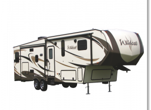 Photo of Wildcat Drops Weight, Price in Latest Fifth Wheel Floorplans