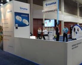 Photo of Truma Outlines Training, Products for RVIA Show