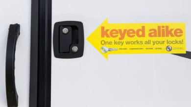 Photo of Lippert Product Allowing One Key for RV