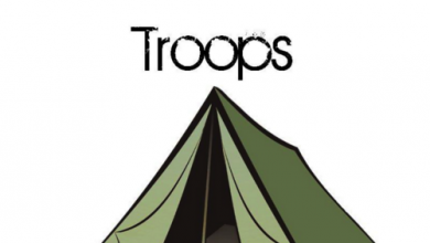 Photo of Tents for Troops Makes Year-End Appeal