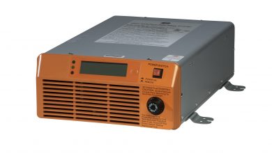 Photo of Electronics Supplier Debuts High-Capacity Power System