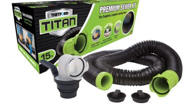 Photo of Thetford Introduces Titan Sewer Hose System