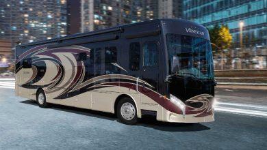 Photo of Thor Motor Coach Showcases New Quantum, Venetian Models
