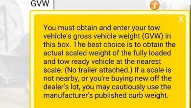 Photo of App Helps RVers Calculate Towing Needs