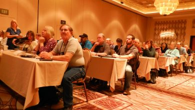 Photo of Arrow Distributing Gets Vegas Show Rolling