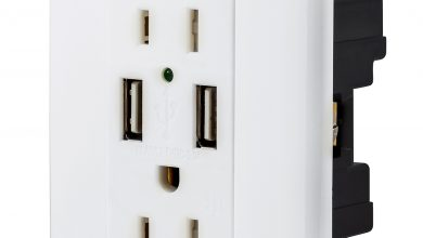 Photo of Charge Faster With Receptacles Offering 3.8 Amps of Power