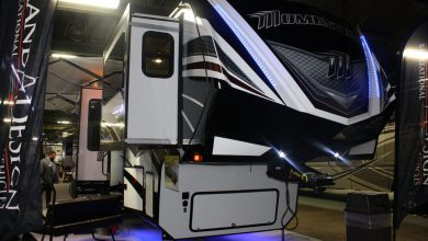 Photo of RV PRO's take on the best travel trailers, fifth wheels and motorhomes on display at the 2015 National RV Trade Show