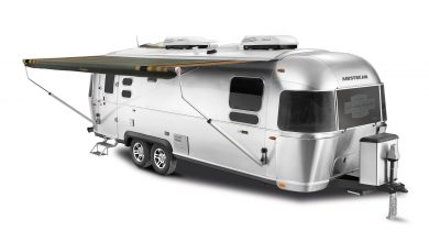 Photo of Sales of New Airstream Benefit National Park Foundation