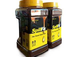 Photo of Supplier Debuts Organic Spill Absorbing Product