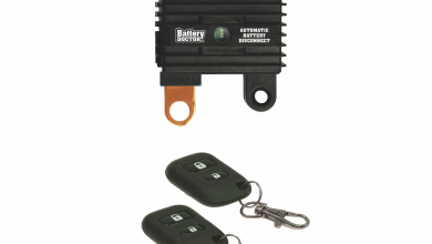 Auto Battery Disconnect