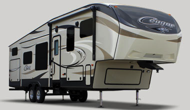 Photo of Keystone Reports Cougar Tops Fifth Wheels in Retail Sales