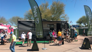 Photo of Go RVing Expands LPGA Promotional Tour