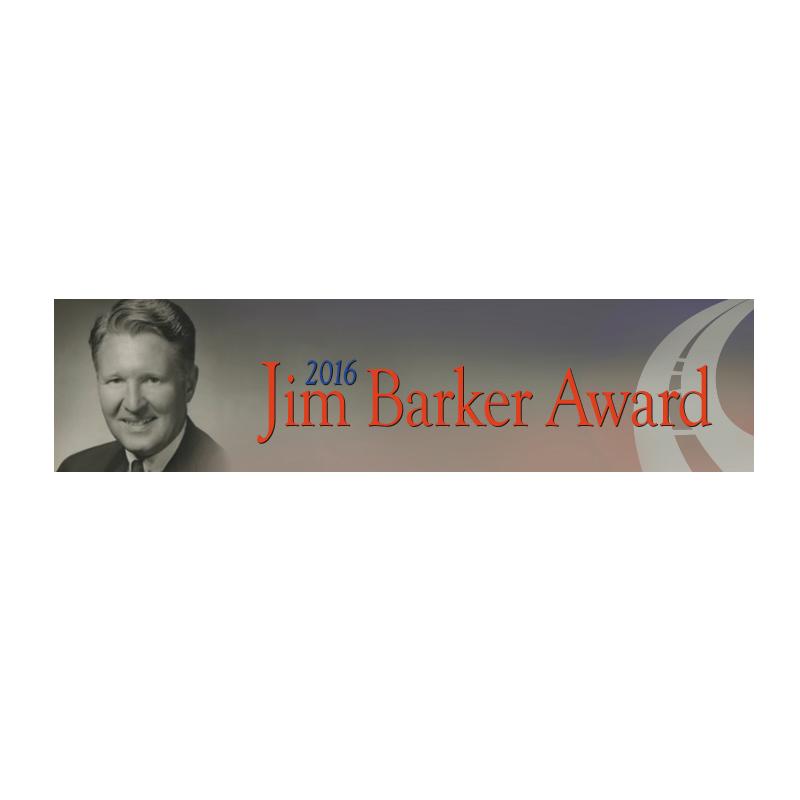 Jim Barker Award