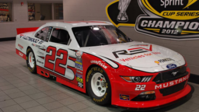 Photo of Fleetwood Makes NASCAR Appearance
