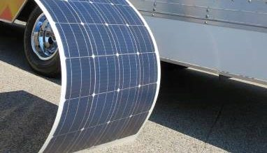 Photo of Solar Supplier Enters RV Industry