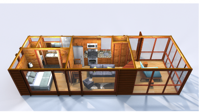 Photo of Tiny Home Maker Debuts 'Test Stay' Promo