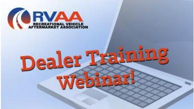 RVAA Dealer Training