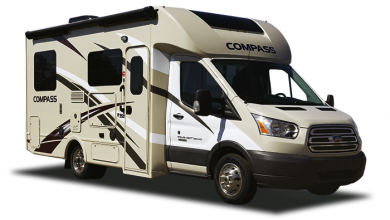 Photo of TMC Shows Off New 'Utility' Motorhome at CMA Music Fest
