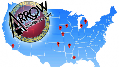 Photo of Arrow Centers Attention on SoCal Distribution Facility
