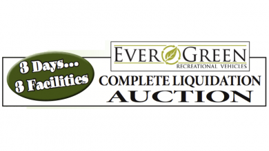 Photo of EverGreen Begins Liquidation in Auction Today