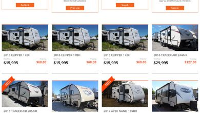 Photo of Campkins RV Centre Debuts Floorplan Finder Search Function