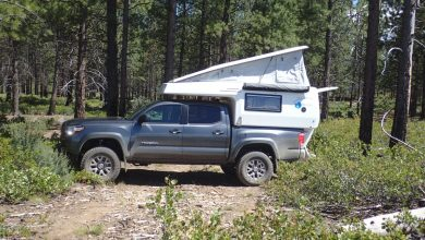 Photo of EarthCruiser Pivots to Truck Campers