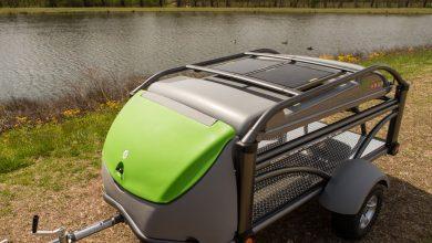 Photo of SylvanSport Partnership Delivers Solar Kit for GO Trailers