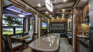 Photo of Heartland RVs Debuts Big Country Floorplan with Six Slides