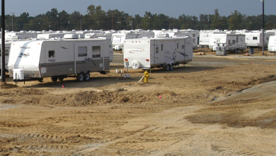 Photo of Governor Says New FEMA Trailers Meet 'Higher Standards'