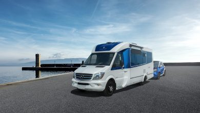 Photo of Leisure Travel Vans' Unity Gets a Concept Look